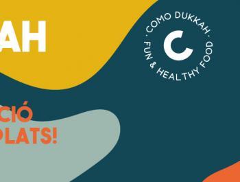 Como Dukkah, llançament oficial a Biocultura Barcelona