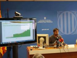 La meitat de la població catalana consumeix productes ecològics