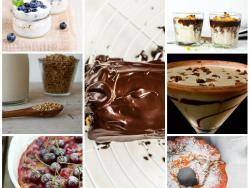 7 receptes dolces amb orxata