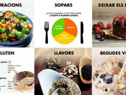 Tens dubtes sobre alimentació? Participa a la 1a trobada-consultori nutricional online