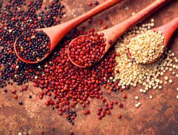 La quinoa, un aliment rodó!