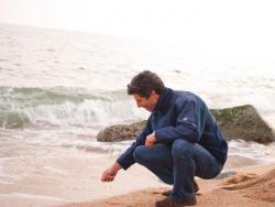 Ramon Tarridas, pescador artesanal de Sant Pol de mar