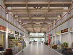 Mercabarna es prepara per obrir el primer gran mercat majorista d'aliments ecològics de l'Estat espanyol