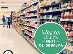 REPTE: La llista de productes i marques sense oli de palma refinat