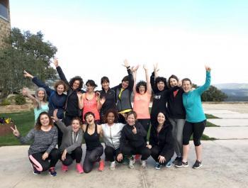 """""""Reset"""": la retirada per a dones que volen tenir el control sobre la seva salut"""