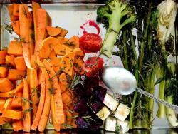 5 verdures per a una bona digestió