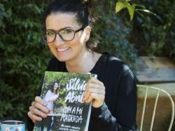 """Sílvia Abril, actriu i autora del llibre """"Com a mi m'agrada"""""""