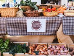 Slow Food Barcelona inaugura el segon Mercat de la Terra al barri d'Horta el proper 15 de Desembre