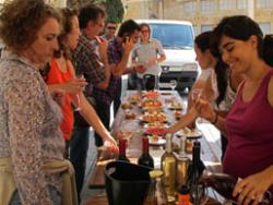Slow Food Tàrraco es presenta en societat a les festes de Santa Tecla