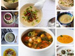 10 cremes i sopes d'hivern amb ingredients de temporada