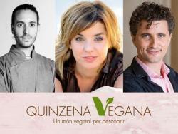 Xevi Verdaguer, Núria Coll i Javier Madvedovsky, convidats del Vespre Vegà de Terra Veritas