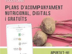 Veritas posa en marxa plans d'acompanyament nutricional, digitals i gratuïts