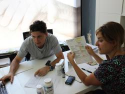 Núria Coll i Xevi Verdaguer participen al Rec Meeting dedicat als hàbits saludables