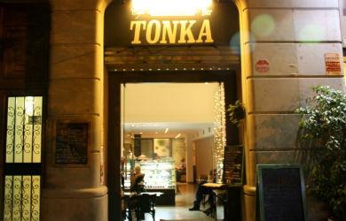 TONKA, Menjar sa, fet a mà i amb passió