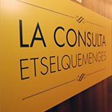 LA CONSULTA <br>DE L'ETS
